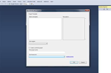 mvc templates for visual studio 2013 asp net mvc how can load project template in visual