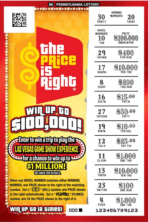Lottery Instant Wins Prizes Remaining - pennsylvania lottery pa lottery scratch offs