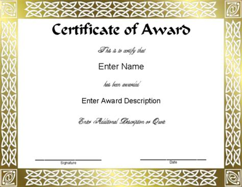 blank certificate images www imgkid com the image kid