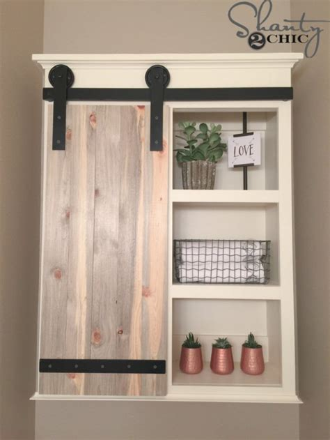 barn door ideas for bathroom 31 brilliant diy decor ideas for your bathroom diy