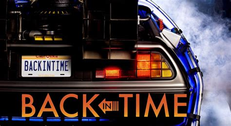 back in time trailer for back to the future documentary back in time