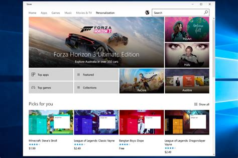 windows  feature blocks desktop apps points