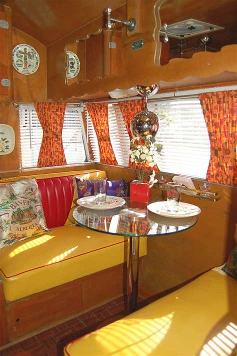 vintage trailer interior lights vintage shasta trailer interiors from oldtrailer com