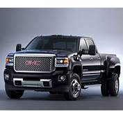 GMC Sierra 1500 Get Improvements For Higher Comfort