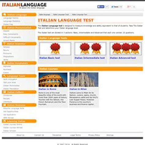 italian language test test linguistici pearltrees