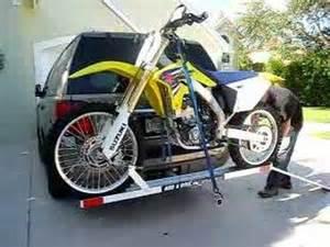 add a bike dirt bike carrier
