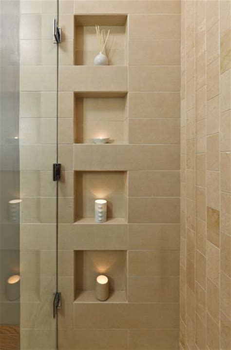 niche bathroom shower shower niches coordinate their placement with the tiling