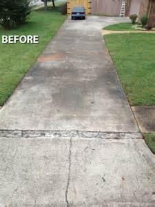 How To Overlay Concrete Patio Driveways Ken S Concrete