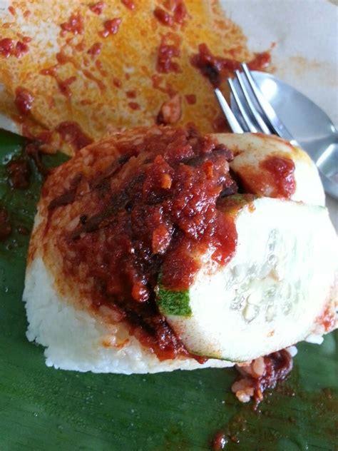 tempat makan nasi lemak lover sajimy