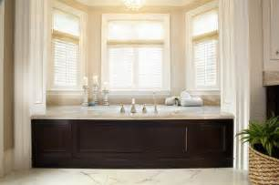 What Is A Skirted Bathtub Master Bath Tub Skirt Traditional Bathroom Toronto