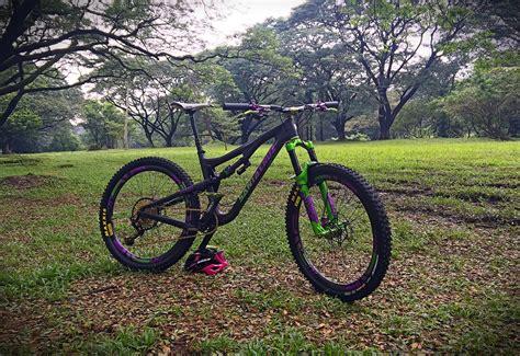 100038 Intech Racing Composite Shock Parts X2 custom purple green santa 5010 luigilizares77 s bike check vital mtb
