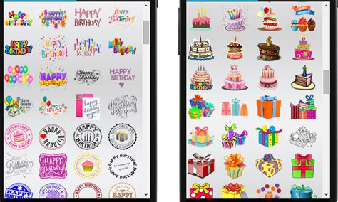 Fun Aufkleber by Birthday Fun Stickers Android Apps On Google Play