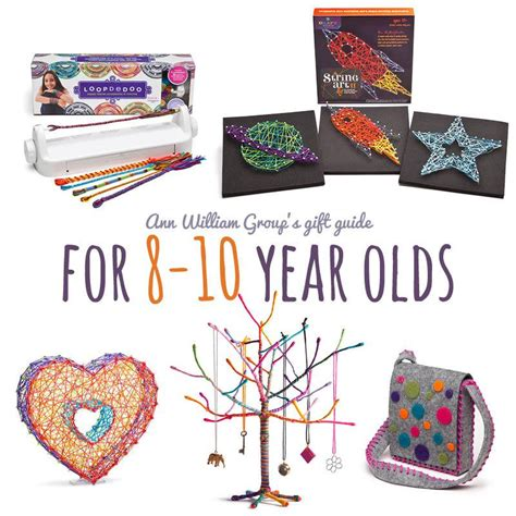 christmas crafts for 12 yr olds crafty gift ideas for the 8 to 10 year on your list williams