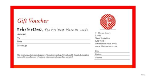 blank gift certificate templates free printable gift certificates