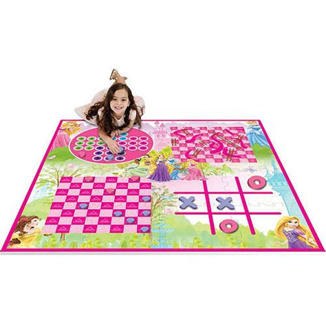 Princess Mat by 4 V 4 Activity Play Mat Available In Patterns Walmart