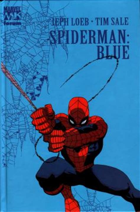 spider man blue hc amazing 0785110623 rese 241 a quot spiderman blue quot de jeph loeb y tim sale por
