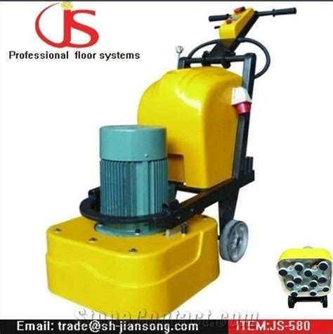 js 580 easy use floor grinder from china stonecontact