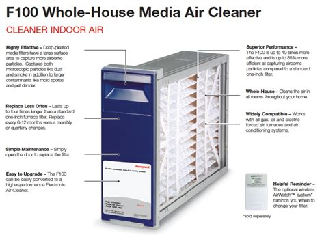 Air Purifier Di Electronic Solution whole house air cleaner f100 automatic climate