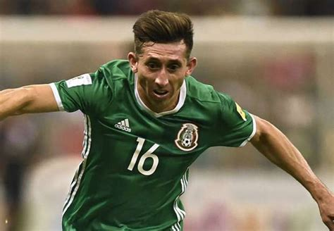hector herrera showing form and five thoughts from