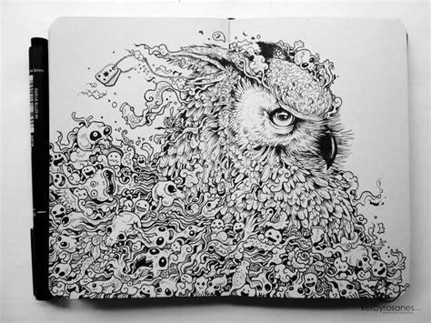 doodle animal drawings the doodle animal kingdom scene360