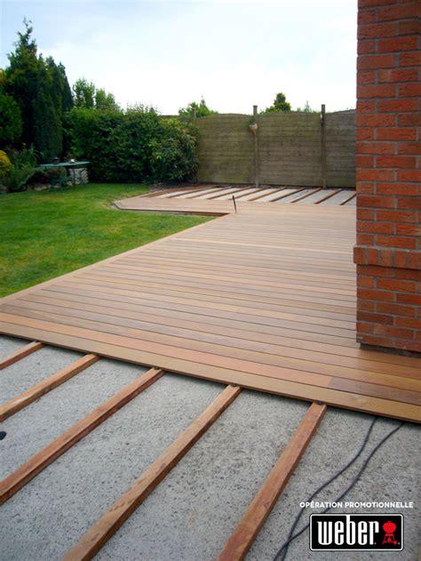 terrasse 80m2 terrasse ipe 80m 178 ambiance wood