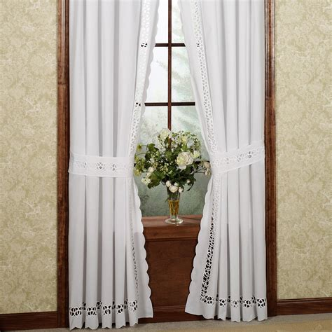 long swag curtains hellina swag valance