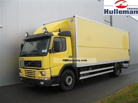 volvo com trucks volvo fm7 250 4x2 box 2001 chassis truck photo and specs