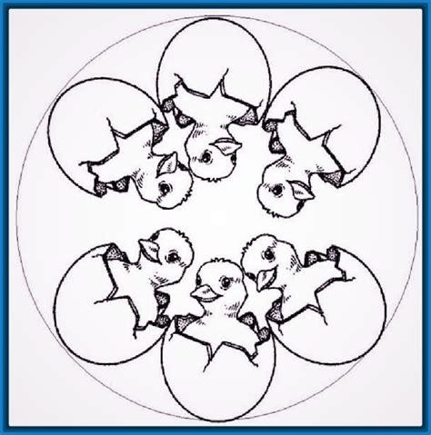 imagenes de mandalas con animales im 225 genes de mandalas de animales para imprimir dibujos