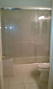 a buying guide for frameless sliding shower doors bath