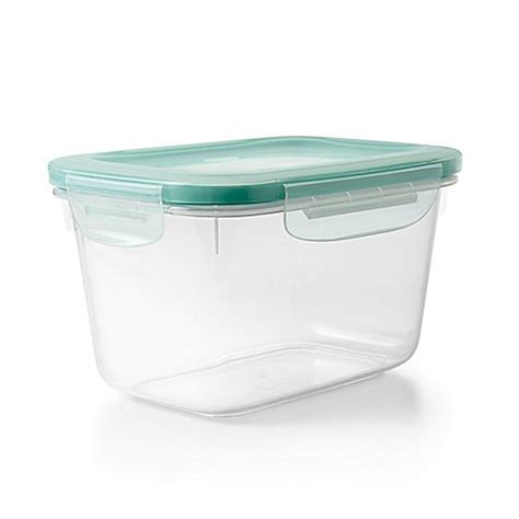 bed bath and beyond containers oxo good grips 174 snap plastic food storage container bed