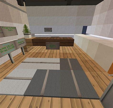 Minecraft Office Interior by Modern Minmlist Office Interior Minecraft Project