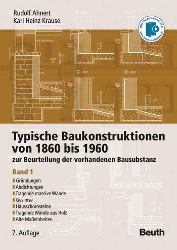 gesimse aus holz typische baukonstruktionen 1860 bis 1960 zur