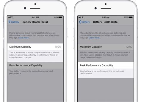 how to disable apple s performance management features in iphones in the ios 11 3 beta