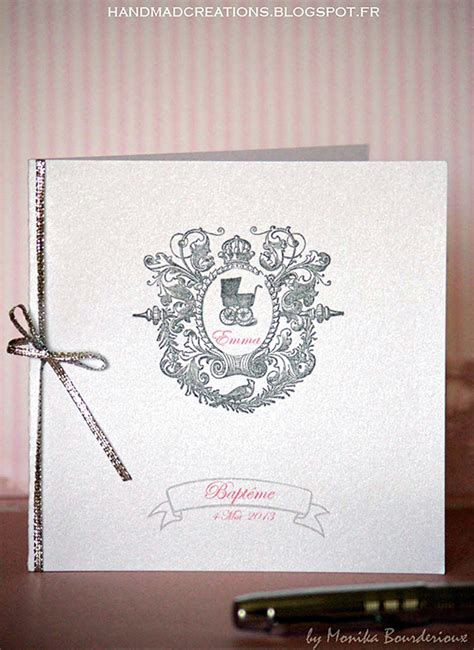 handmade christening invitation and menu reader featured