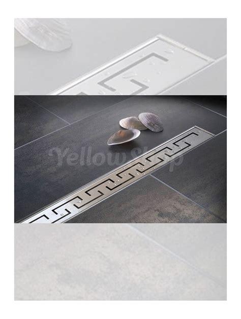 canaline per doccia canalina di scarico doccia a pavimento con griglia in