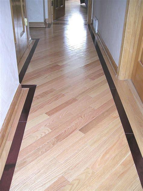 Wood Floor Borders by Wood Floor Inlays Borders Design Mr Floor Chicago Il
