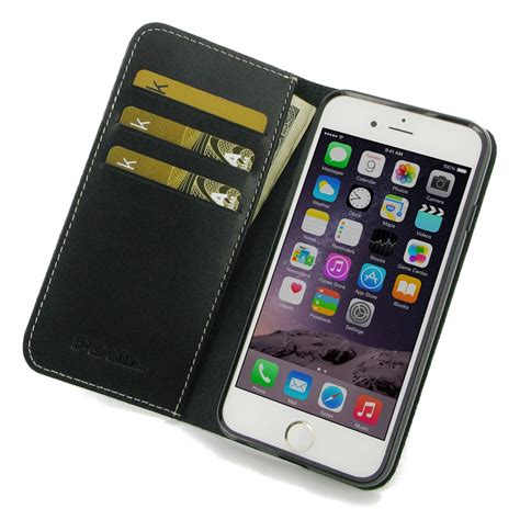 Iphone 6 6s Flip Wallet Leather Casing Cover Bumper Armor Keren iphone 6 6s leather smart flip wallet pdair
