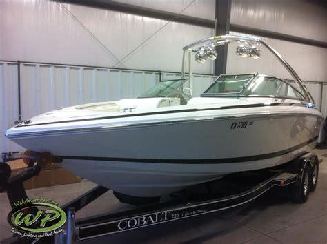 cobalt vs yamaha boats wakeboard tower boat tower waketower speakers pontoon