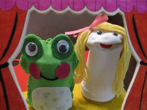 Handmade Puppets Patterns - planet how to make puppets