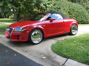 2001 audi tt roadster quattro for sale silver
