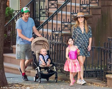 matthew rhys family keri russell steps out with matthew rhys and kids in ny