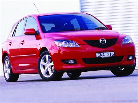 mazda automatic cars mazda 3 axela hatchback specs 2004 2005 2006 2007