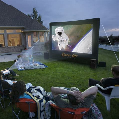 backyard theater systems fancy cinebox backyard theater system