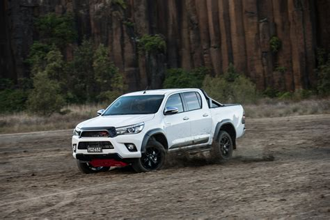 Accessories For Toyota Hilux Toyota Hilux With Trd Accessories Now In Australia Image