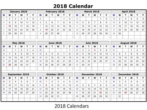 printable calendar 2018 microsoft office calendar 2018 uk with bank holidays archives printable