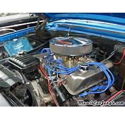 1964 Ford Galaxie 500 390 Engine