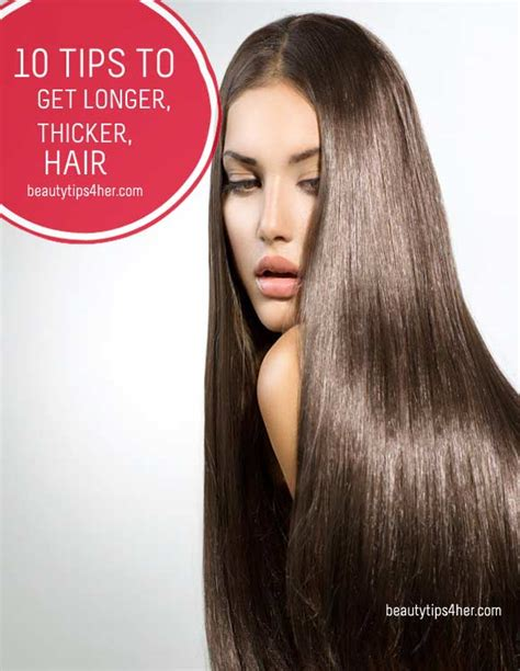 10 Tips On How To Grow Hair by 10 Tips For Growing Gorgeous Hair Fast