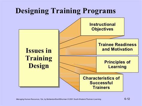 design application classes training n dev