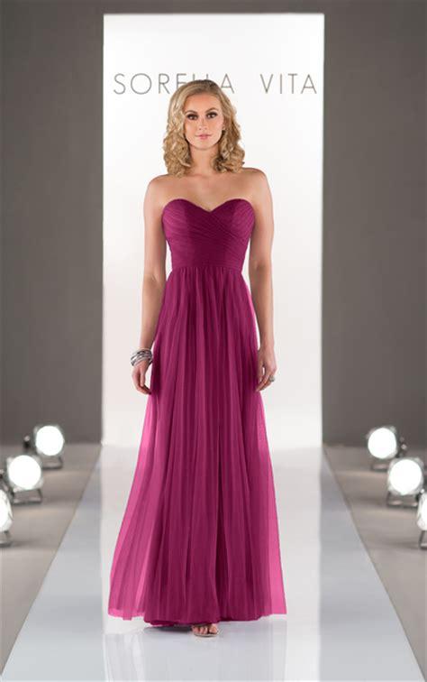 04 Vita Flowy wedding trend soft tulle bridesmaid dresses pretty happy wedding