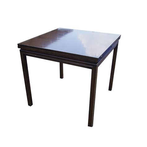 expanding square table 100 square expanding table furniture metal style
